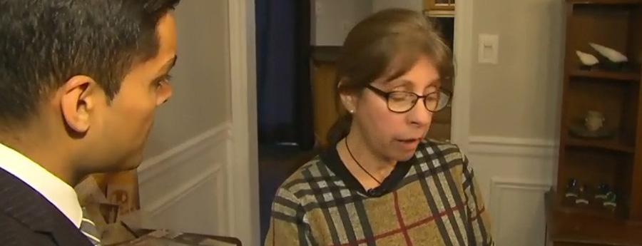 Carol Brook on CTV News